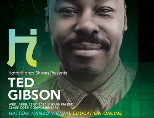 Join Ted Gibson's FREE Haircutting Class