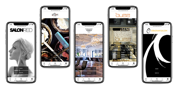Mobile apps examples